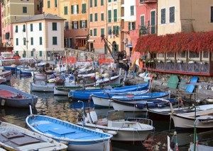 Fishing Village of Camogli