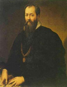 Self-Portrait of Vasari