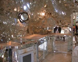 Niki de Saint Phalle's kitchen - The Empress