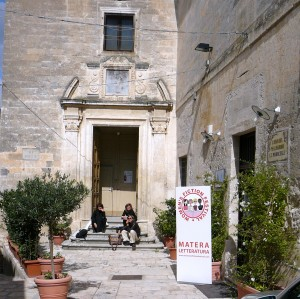 WFF held in Matera Monastery