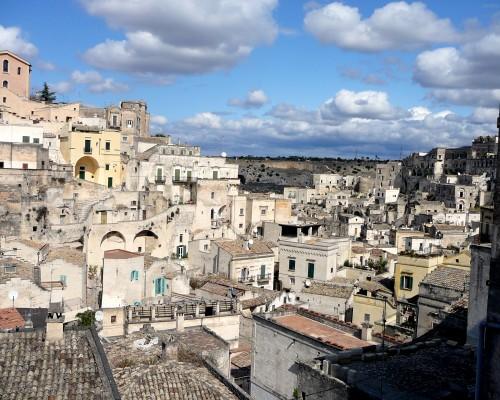 UNESCO World Heritage Site - Stones of Matera