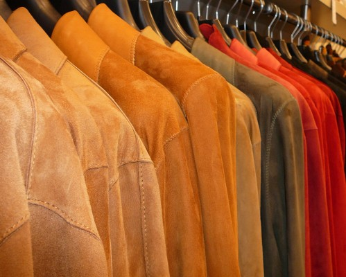 Reversible Leather Jackets - Soft & Light