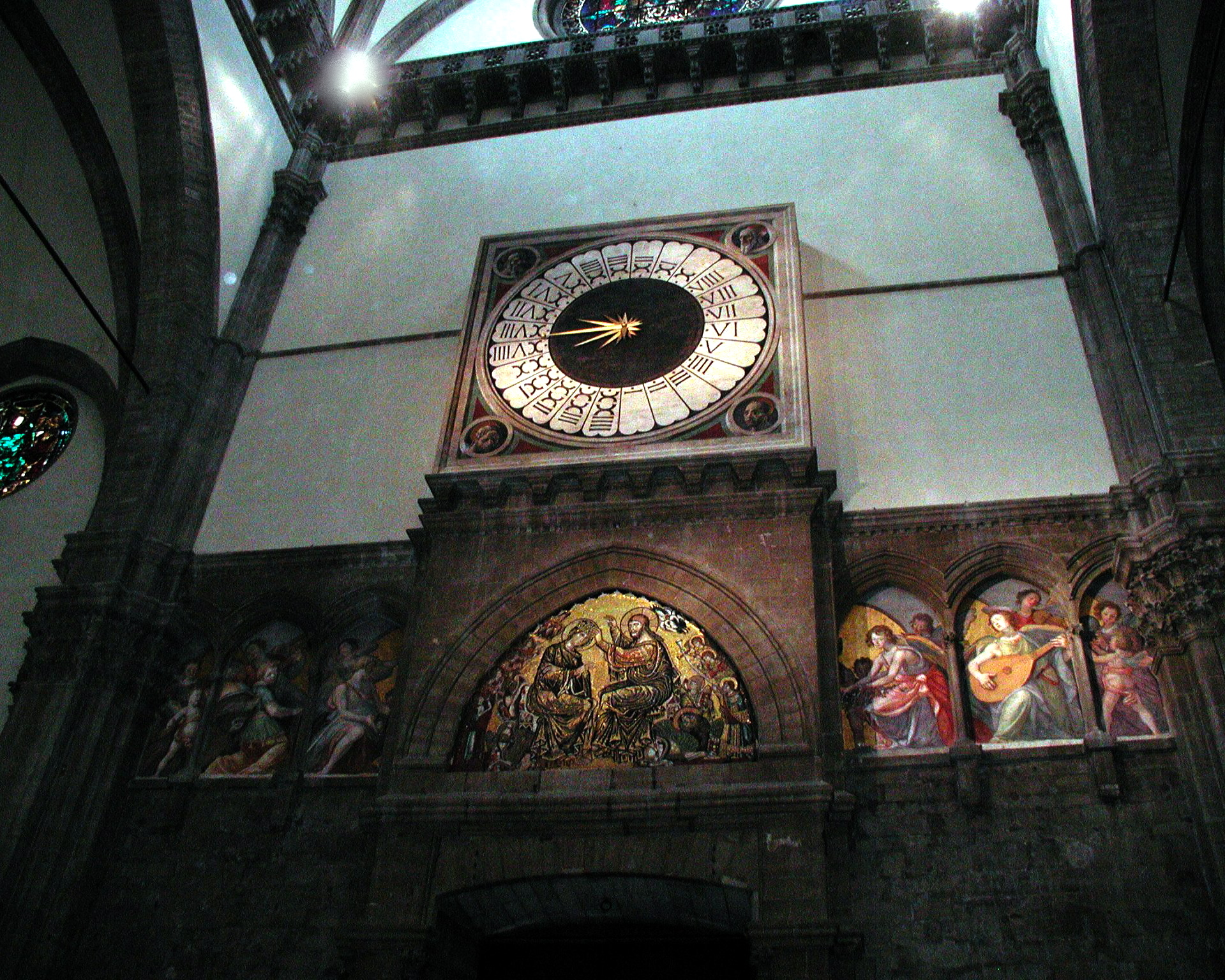 Tuscan Traveler S Tales Duomo Clock Keeps Italian Time