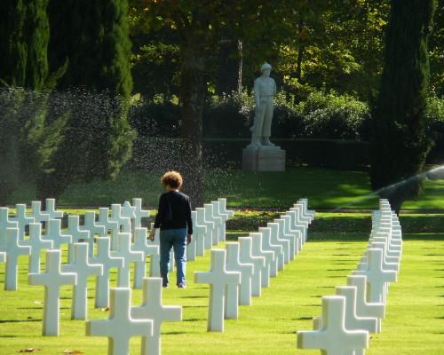 Pure White Marble Gravestones