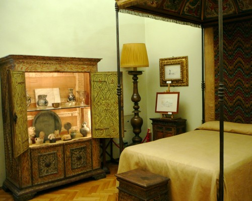 Bedroom for Siviero's Guests