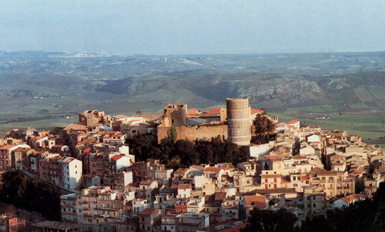Salemi in western Sicily