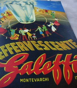 Galeffi's Menu Cover