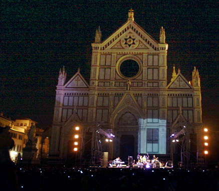 30-Year Reunion Concert at Santa Croce