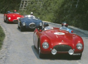 Mille Miglia takes to the back roads