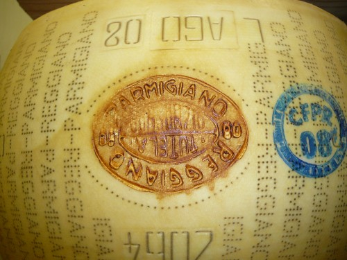 Parmigiano Reggiano - The King of Cheeses