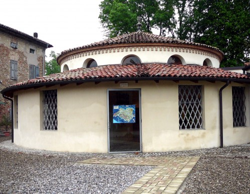 Museum of Parmesan Cheese - Soragna, Italy
