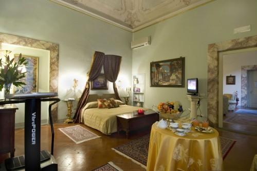 Palatial Suite of the Palazzo Magani Feroni