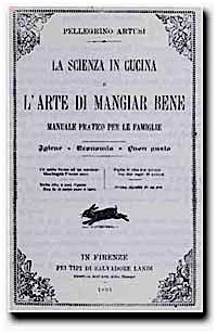 Pellegrino Artusi self-published the 1st Edition in 1891