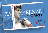 Firenze Card- 3 Day Museum Pass