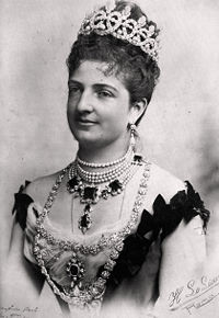 Queen Margherita - famous because of a pizza