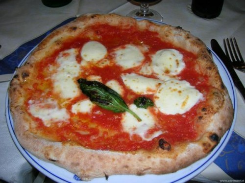 Pizza Margherita was named for a queen