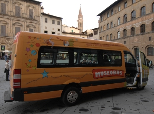 All aboard the MuseoBus