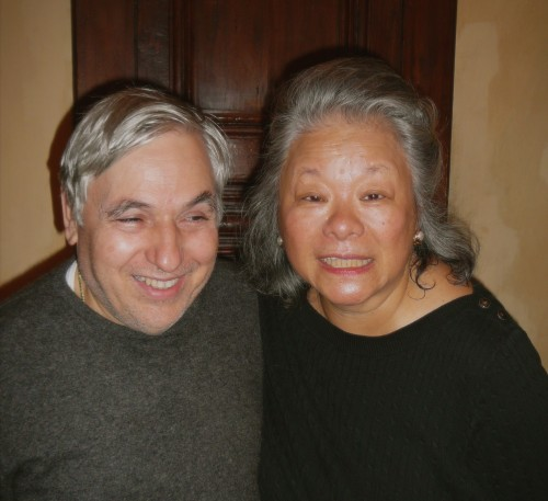 Giovanni and Carole Latini
