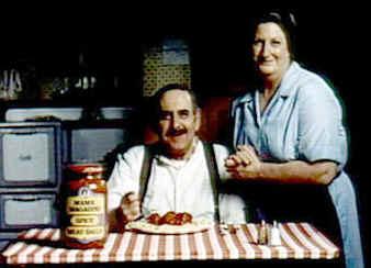 Mamma, mia, thatsa spicy meatball! 1969