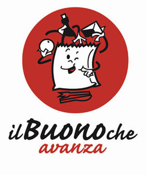 Logo for Milan's take-away campaign