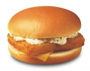 Filet o' Fish with Cheese