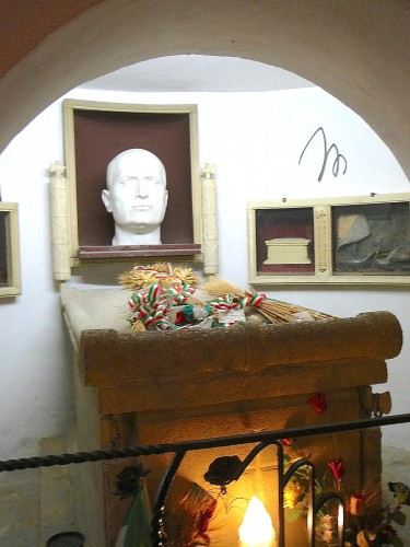 Tomb of Benito Mussolini