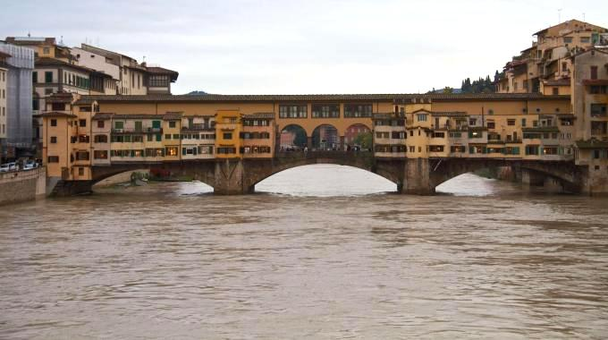Remember how low the Arno was in August?