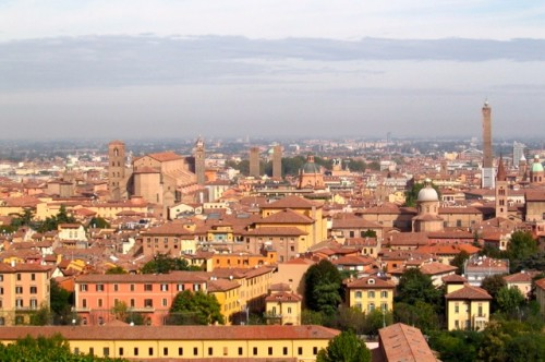 View of Bologna from Rizzoli Orthopedic Institute