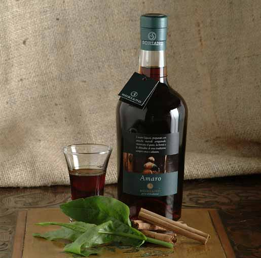 Amaro from Puglia
