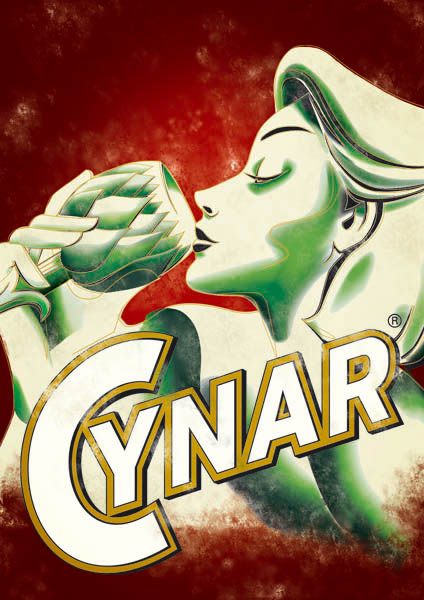 Cynar is an amaro made from artichokes