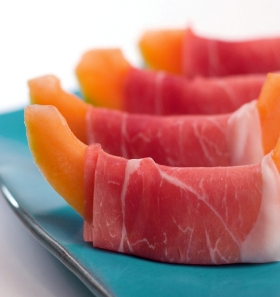 Melon & Prosciutto - a perfect food pairing
