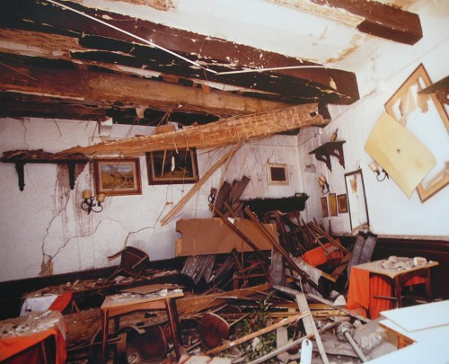 Apartment of the Nencioni family