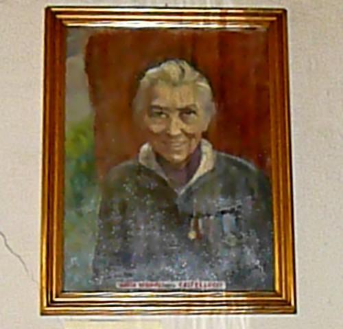 Portrait of Anita Castellucci Vignoli