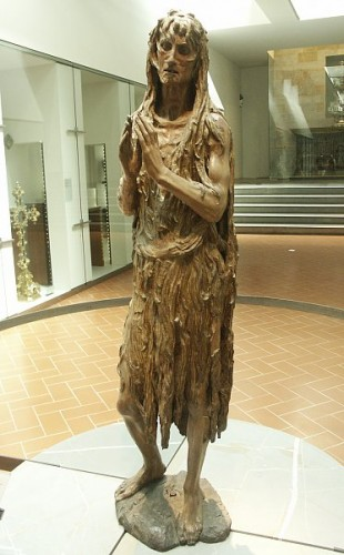 Donatello's Mary Magdalene