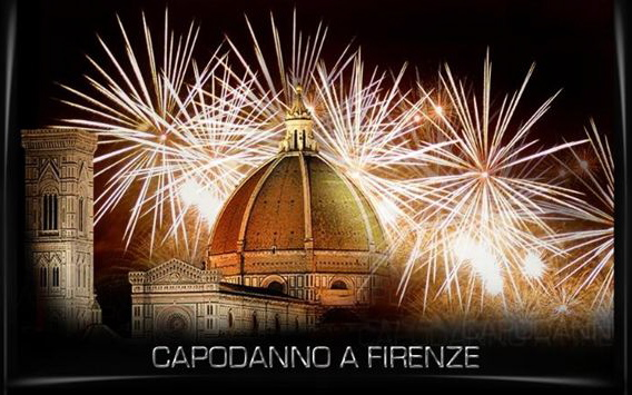 New Year's Celebration in Florence