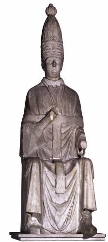 Pope Boniface by Arnolfo