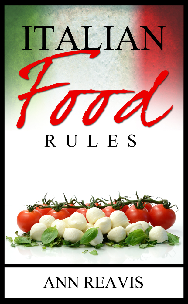Italian food research paper