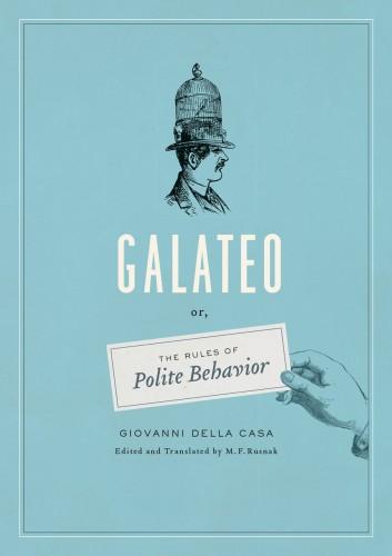 Most Recent Translation of Galateo