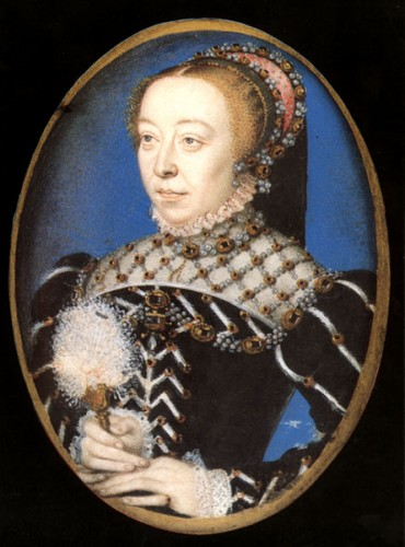 Catherine de' Medici took her forks to France in 1533