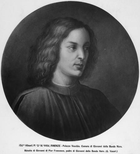 Giovanni de' Medici was the love of Caterina's life