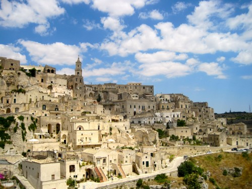 Matera is a UNESCO World Heritage Site (photo from suzyguese.com)