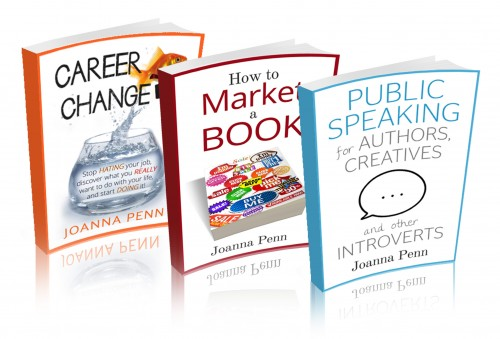 Career Change, Book Marketing & Public Speaking: The topics addressed by Joanna Penn