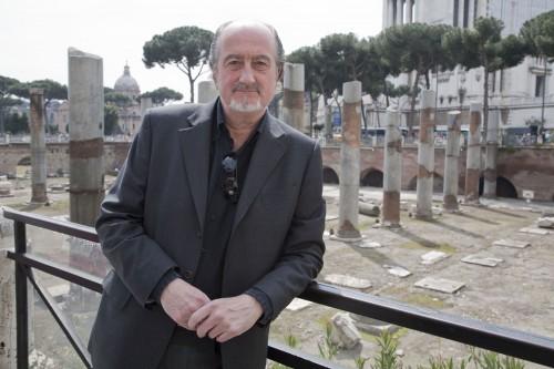John Hooper in Rome
