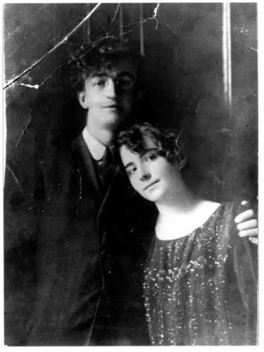 Ada Gobetti and her husband Piero