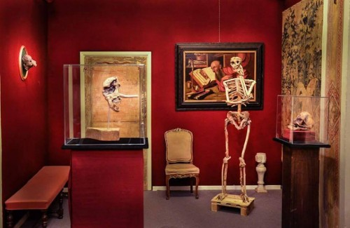 Woodenkammer Exhibit until June 4, 2015 (photo izi.TRAVEL Italia)