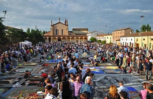 Festival in Grazie di Curtatone (photo by Luca Volpi)