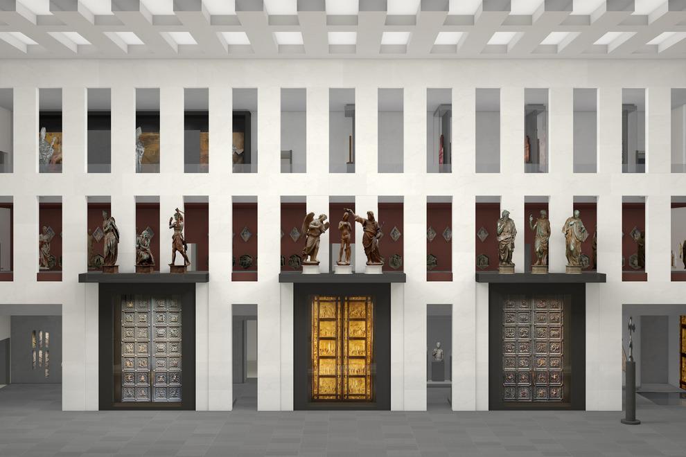 Reconfigured Doors of Paradise & Tuscan Traveler\u0027s Pick \u2013 The \u201cNew\u201d Duomo Museum | Tuscan Traveler