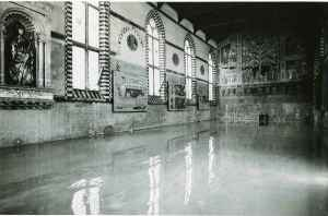 Refectory of Santa Croce 1966