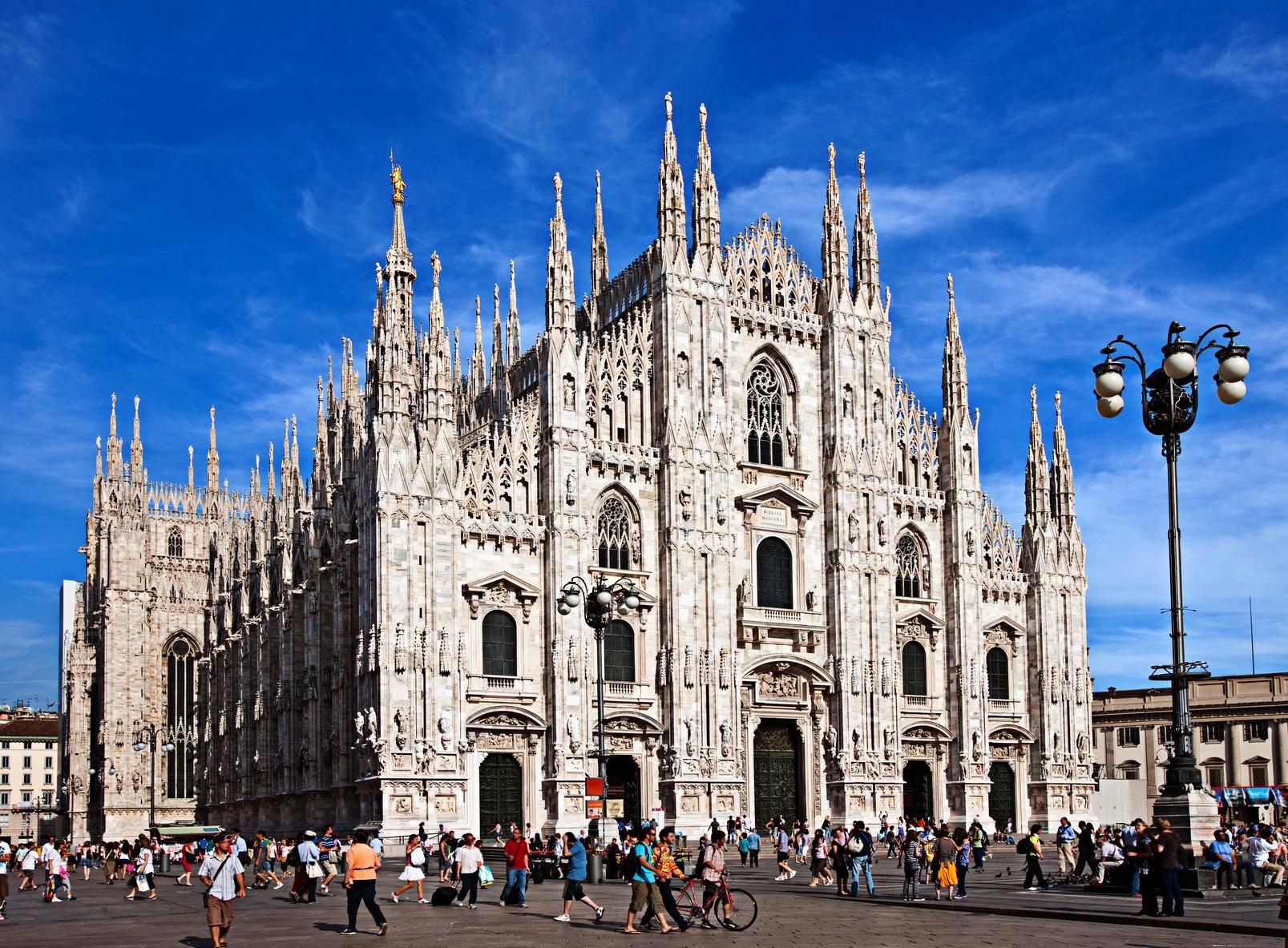 Quảng trường Duomo