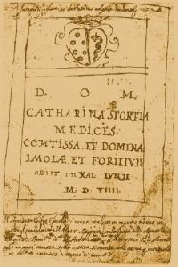 Caterina Sforza's Gli Experimenti